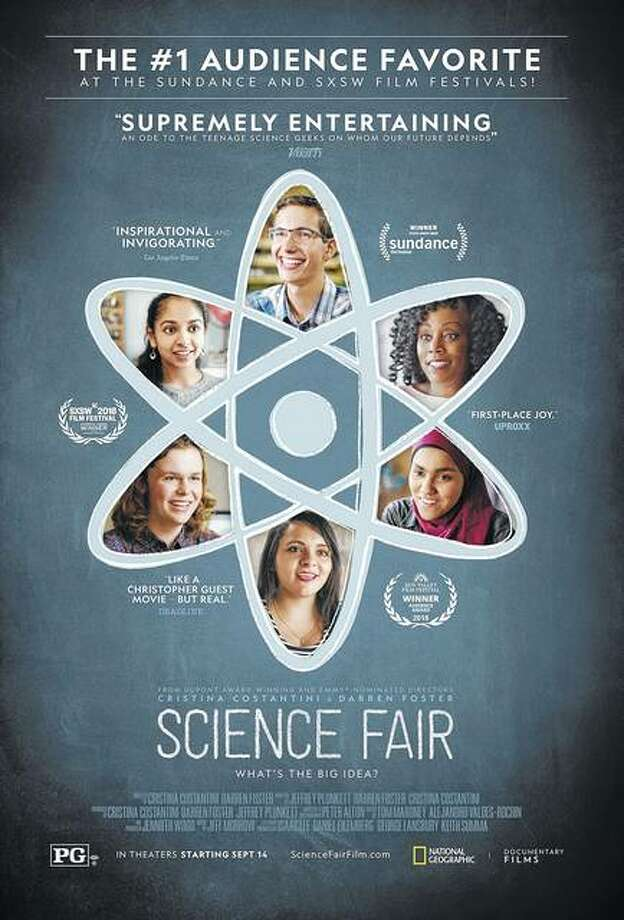 "The movie ""Science Fair"" is next up in the Springfield Art Association's 2019 Molly Schlich Independent International Film Series. Photo: Handout Photo"