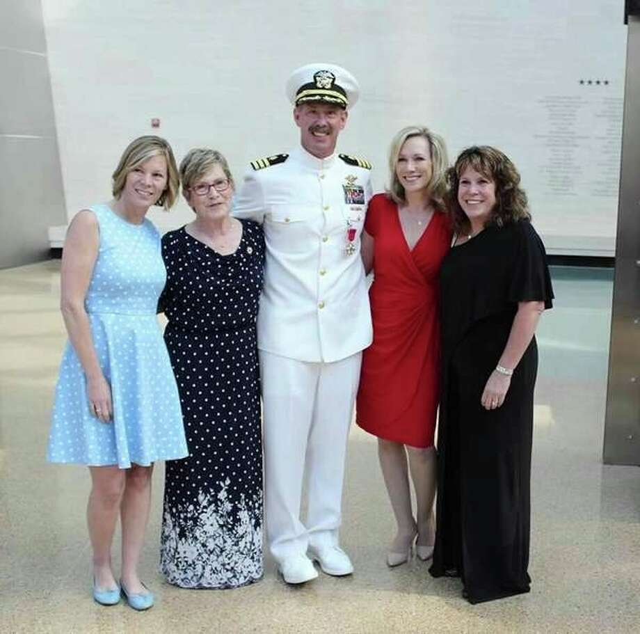 From left: Michelle Coberly, Marsha Bailey, Steven Bailey, Brenda Korejwo and Bridgett Petsnick. (Photo provided)