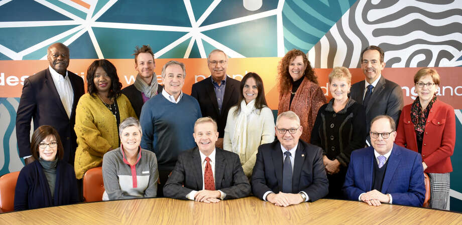The Midland Center for the Arts Board of Directors. (Photo provided)