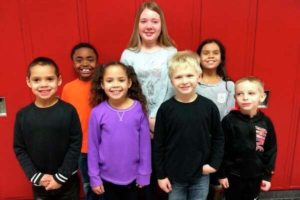 Caseville Public Schools (above) recently announced its elementary, middle and high school December Students of the Month. Elementary students named are kindergarten: Cody Bond, grade 1: Bosstyn Witt, grade 2: Wyatt Zagorski, grade 3: Briyah Witt and Henry Corrion, grade 4: Braylyn Witt and grade 5: Alyssa Reno. (Submitted Photo)
