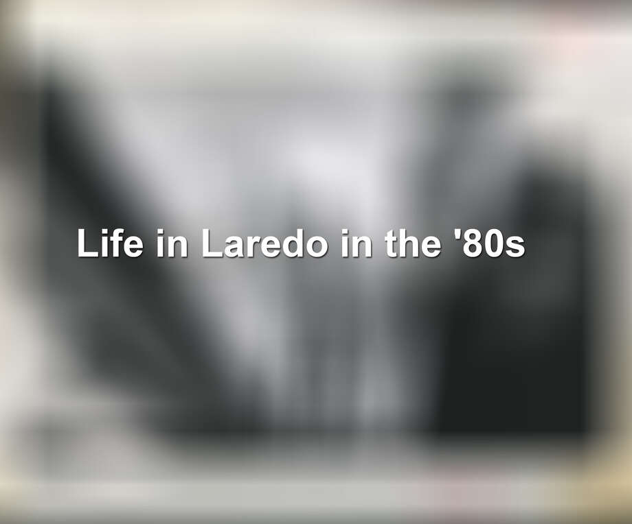 From high school sports to beauty school, take a look back at what Laredo looked like in the '80s.  Photo: Laredo Morning Times