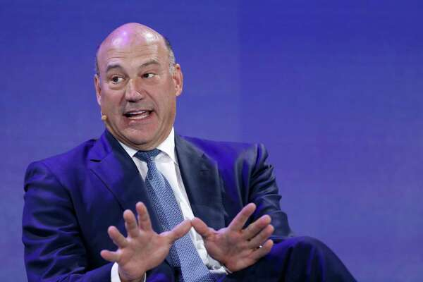 Gary Cohn, former director of the U.S. National Economic Council, speaks in Singapore, on Nov. 7, 2018.