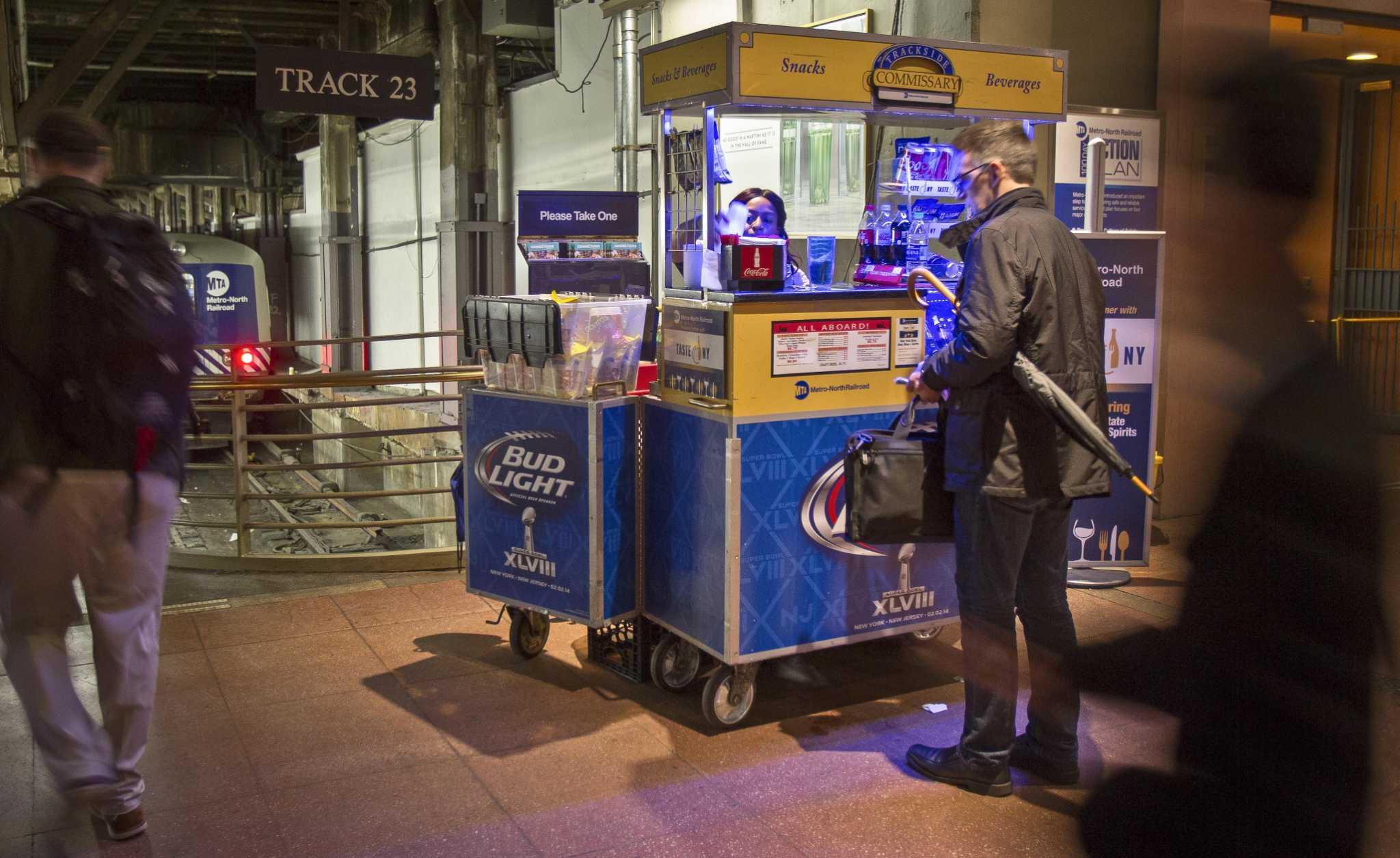 A Patrón Tequila train car? Yeah, that's a thing