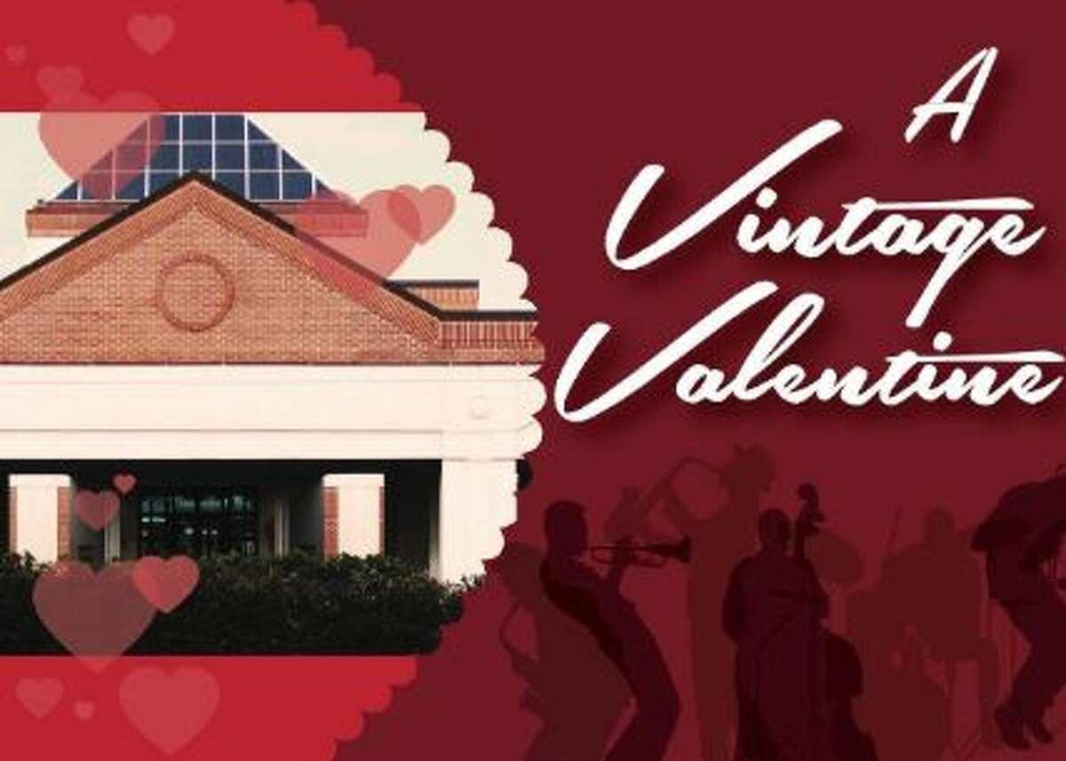 AMSET is hosting a Vintage Valentine on February 14 at 7 p.m.