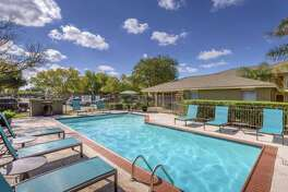 The Heights at 2121 apartments contain 504 units at 2100 Tannehill Drive in north Houston.