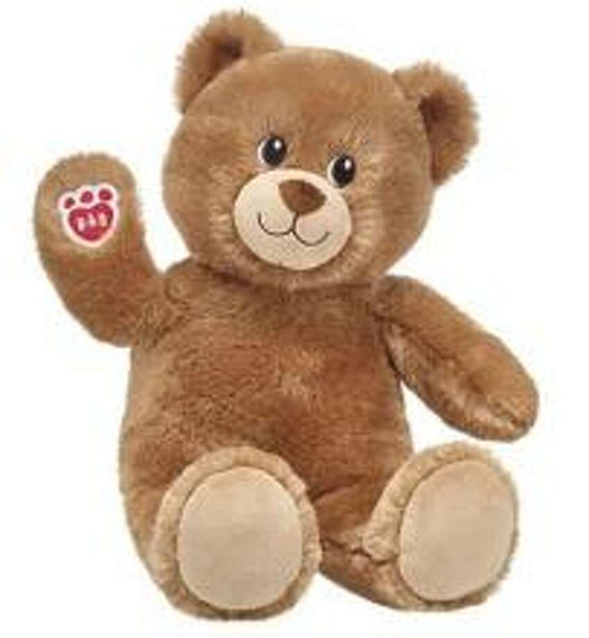 Lil' Cub Brownie. Celebrate National Hug Day at Build-A-Bear with discounted bears. Photo: Build-A-Bear Workshop