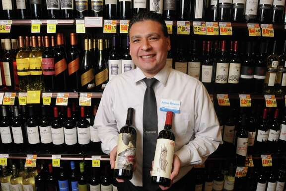 Jaime DeLeon, the adult beverages sales manager for Kroger's Houston division, is launching the Houston's Best Sommelier competition.
