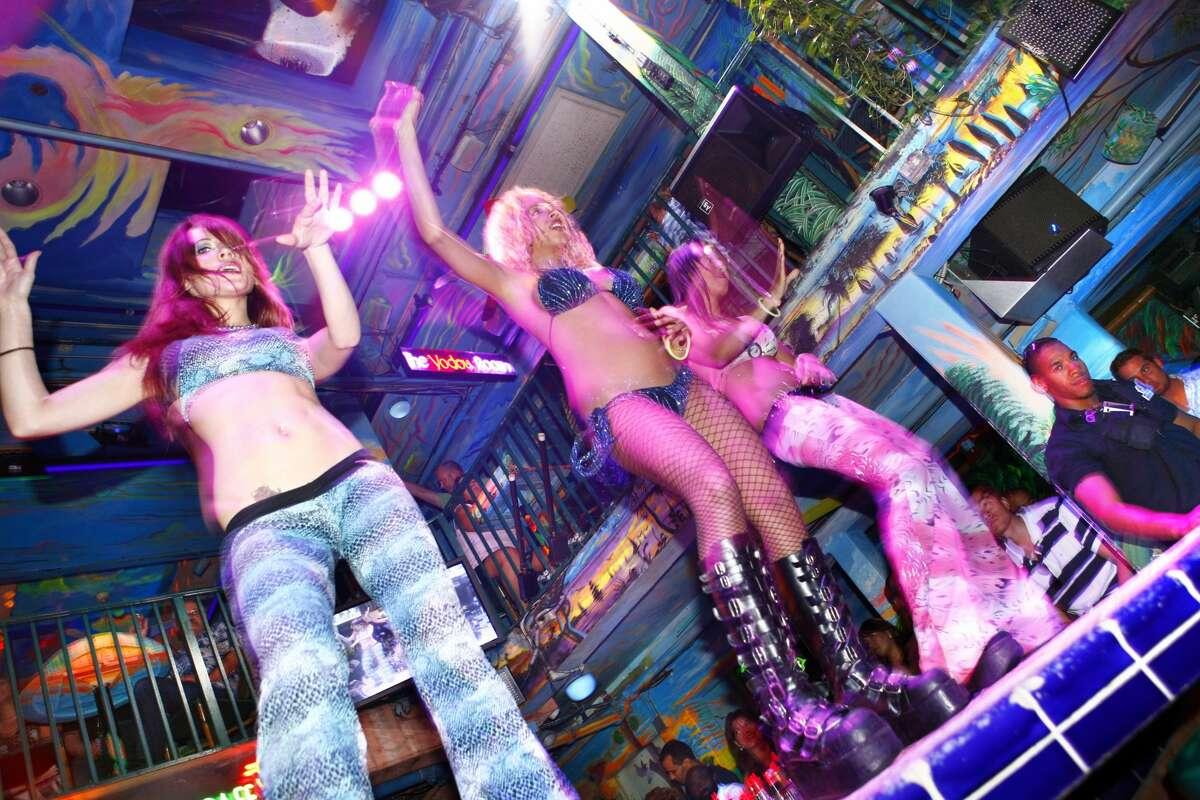 "$1,470: Nightclub dances ""performed by entertainers."""