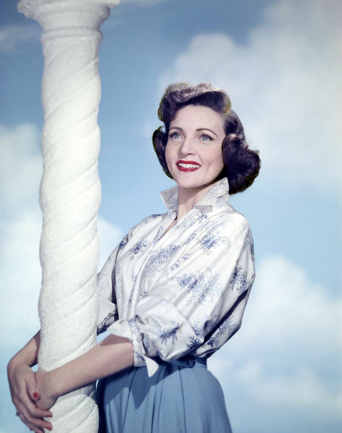 1957 (Photo by ABC Photo Archives/ABC via Getty Images) BETTY WHITE