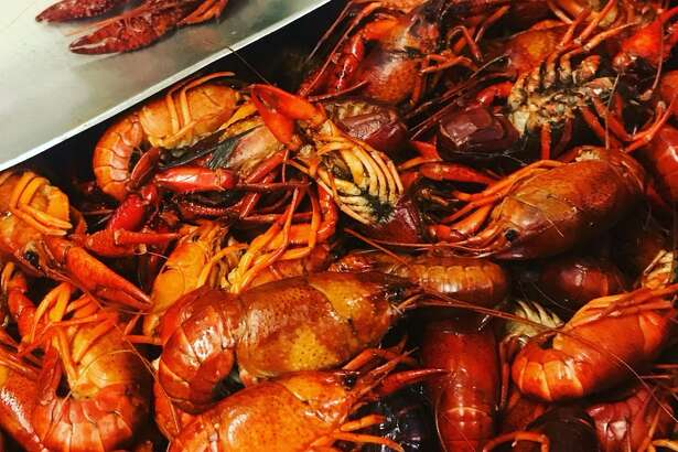 """Casian Crawfish5314 Telephone Road, Houston713-360-7610Keri D's review:I have eaten here many time and not once was I disappointed- crawfish are seasoned very well - we like the """"all in"""" sauce! The boiled shrimp are also a must!!! Its worth the drive, trust me. Photo courtesy Casian Crawfish/Yelp"""