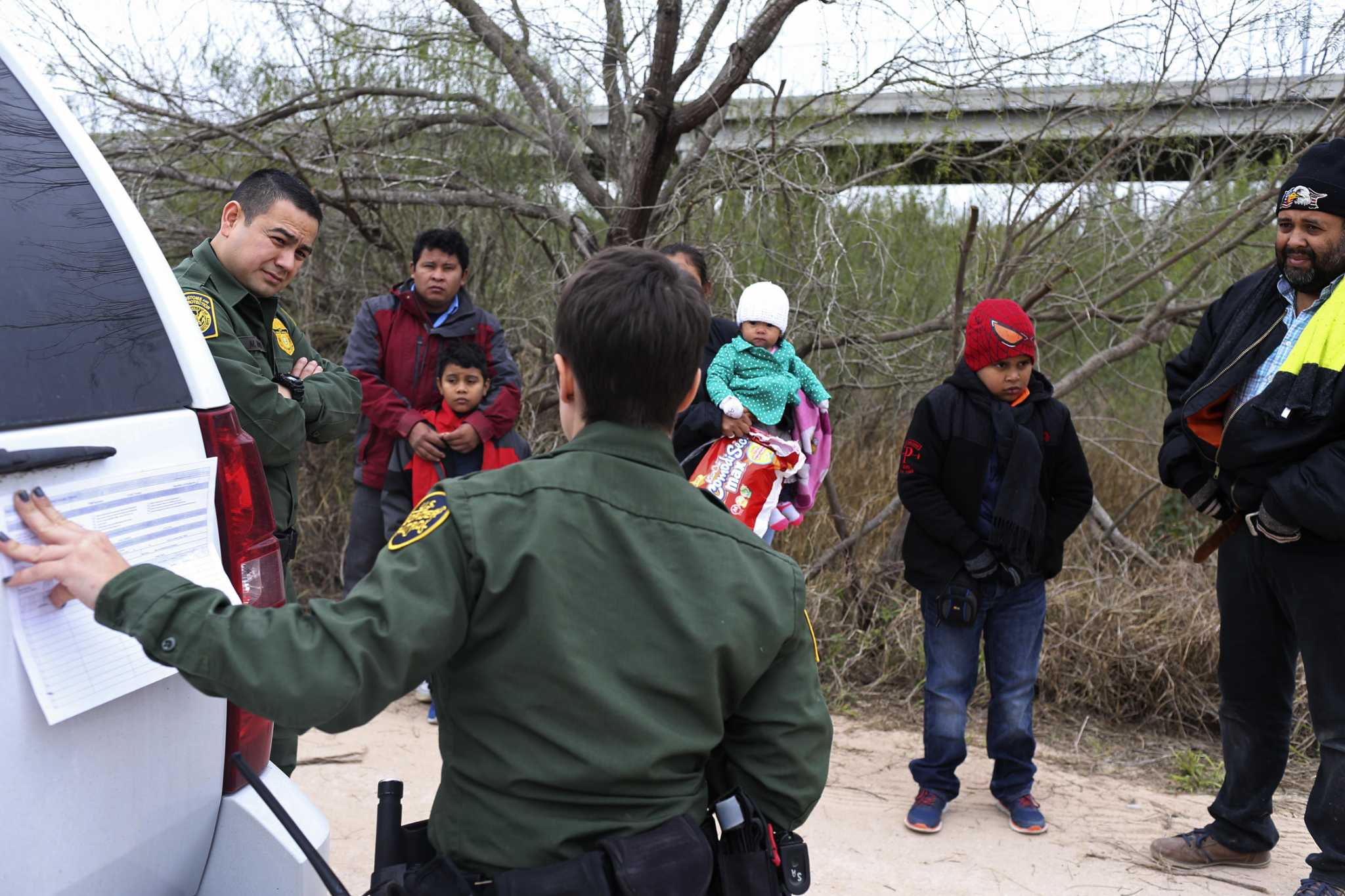 Why a Texas border wall won't deter Central American migrants