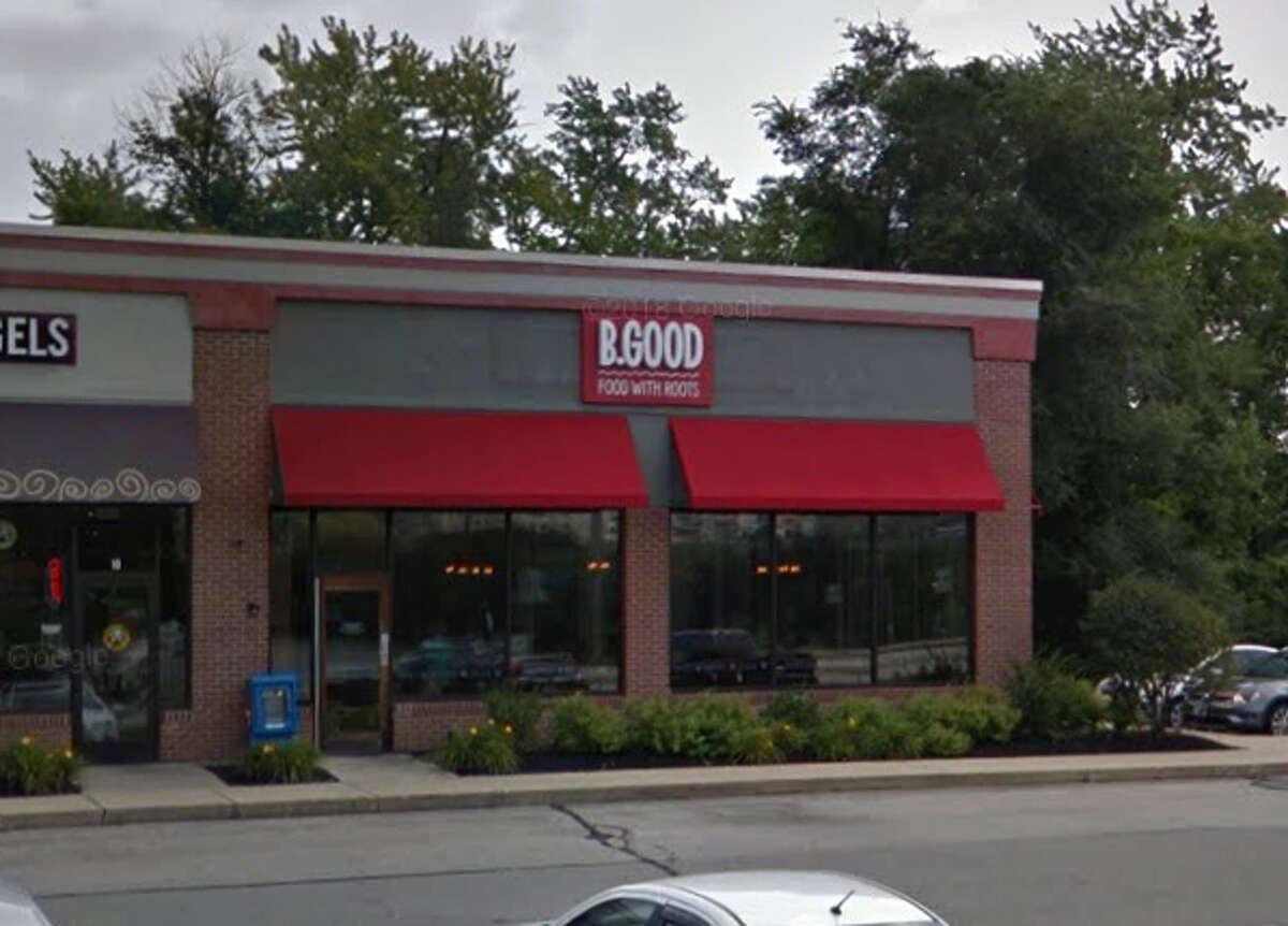A B. Good location in Concord, N.H.