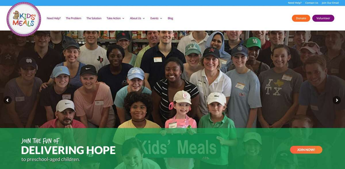 Houston's Kids Meals, Inc., is offering free meals to furloughed workers' children six years or younger. For more information, click here.