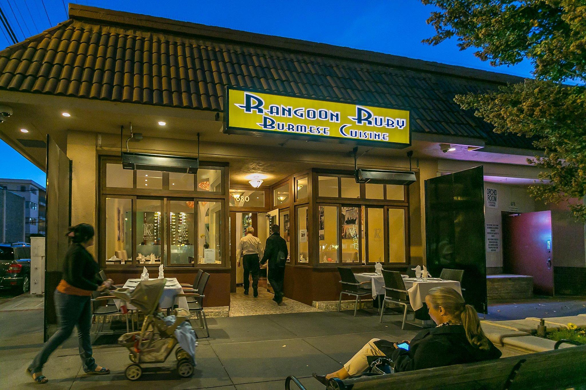 Rangoon Ruby Restaurant Chain Settles Wage Theft Claim For