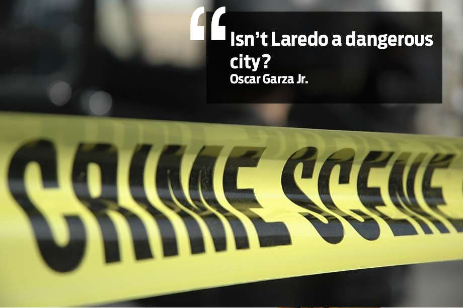 Contrary to what many people outside of the city may believe, Laredo is actually one of the safest cities in the U.S. Violent crimes in Laredo have also dropped significantly over the past nine years, according to the LPD. Photo: Mark Winema / Getty Images