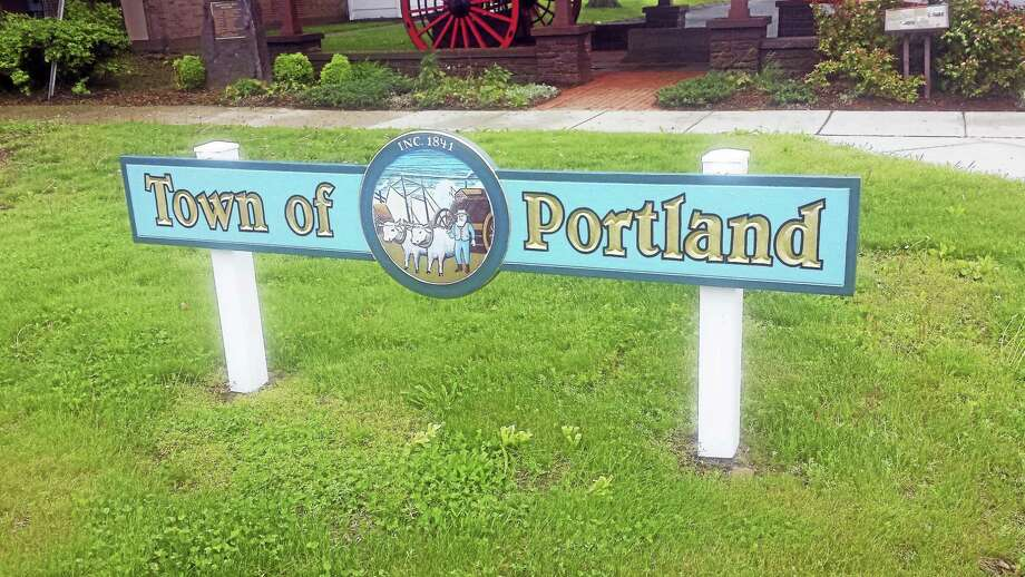 Portland town sign. Photo: File Photo