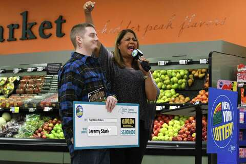 Selkirk man wins $5M in lottery scratch-off game - Times Union