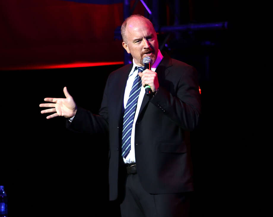 Louis C.K. attends 10th Annual Stand Up For Heroes - Show at The Theater at Madison Square Garden on November 1, 2016 in New York City. Photo: (Photo By Laura Cavanaugh/FilmMagic)