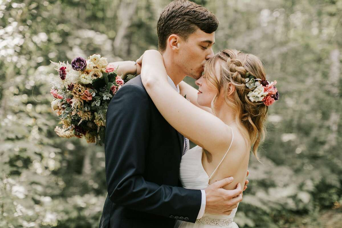 On August 21, 2018, Melia Russell, a San Francisco Chronicle staff writer, and Kyle Russell married in front of 8 guests in Kennebunkport, Maine.