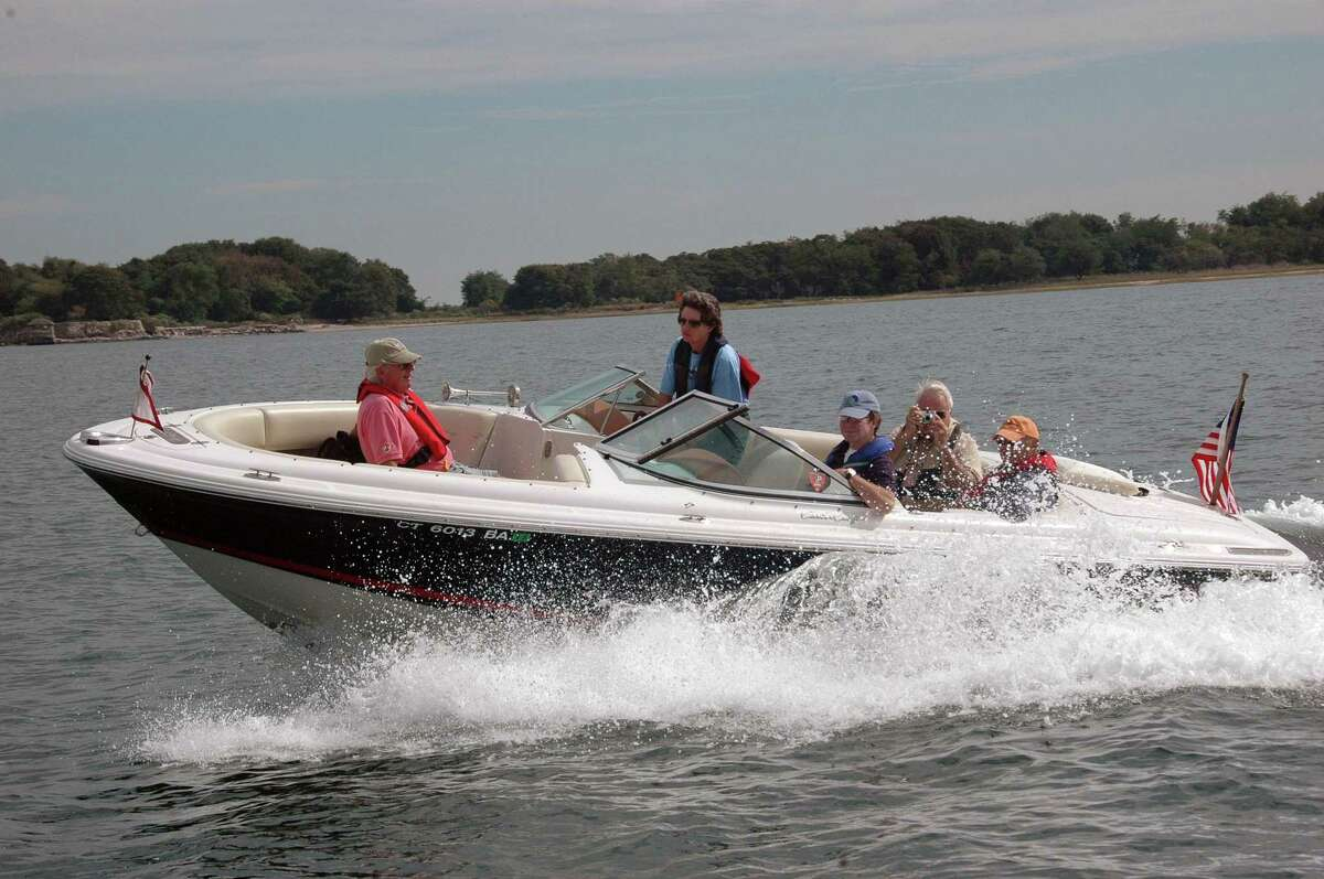 The Coastal Boating Course starts Feb. 5 at Darien's Noroton Yacht Club. Registration and information available at www.dsps.darien.org This course offers state certification, plus the study of marine charts, radio, lines and more.