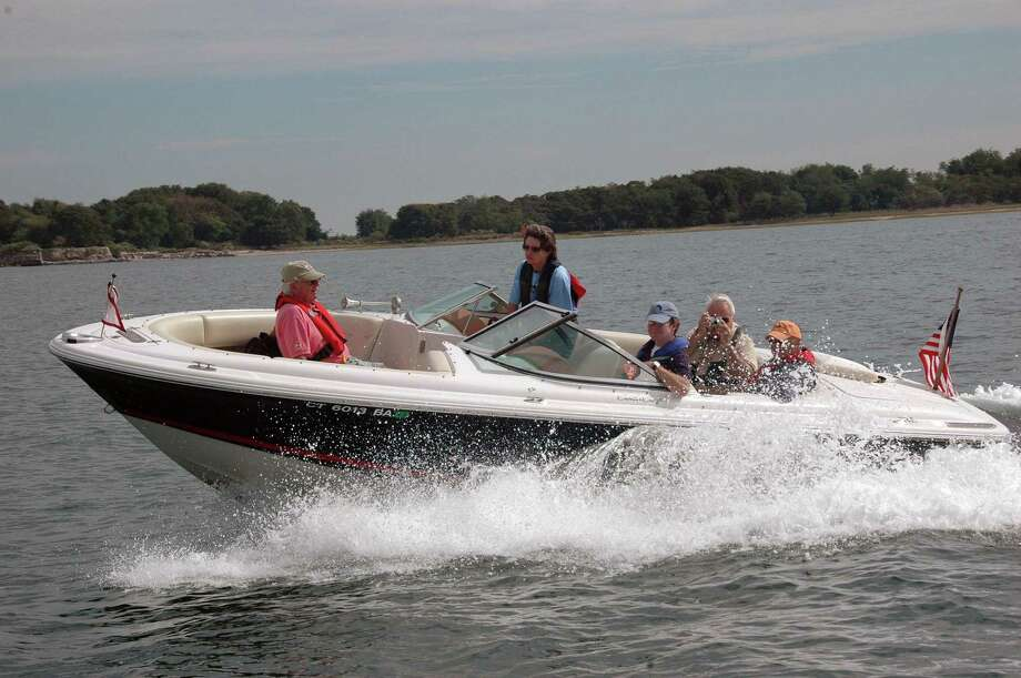The Coastal Boating Course starts Feb. 5 at Darien's Noroton Yacht Club. Registration and information available at www.dsps.darien.org This course offers state certification, plus the study of marine charts, radio, lines and more. Photo: Contributed Photo