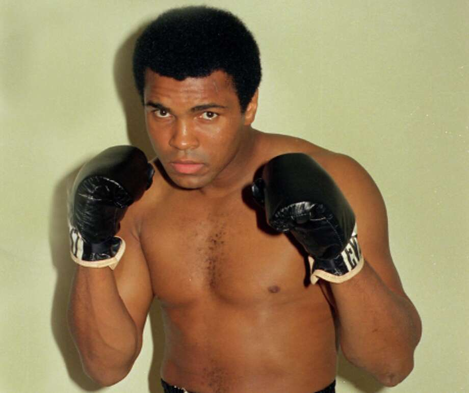 Kentucky's biggest airport is now named Muhammad Ali International. Photo: AP