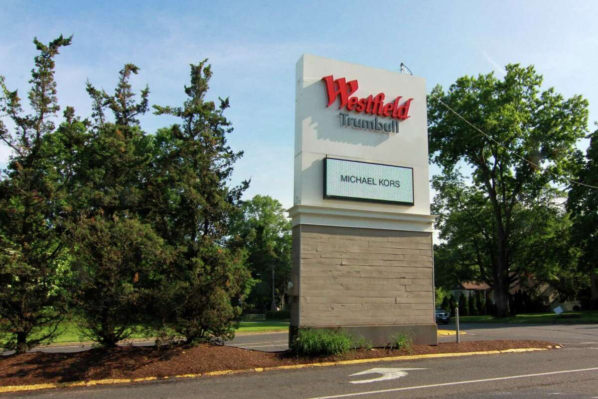 File photo of the Westfield Mall in Trumbull, Conn.