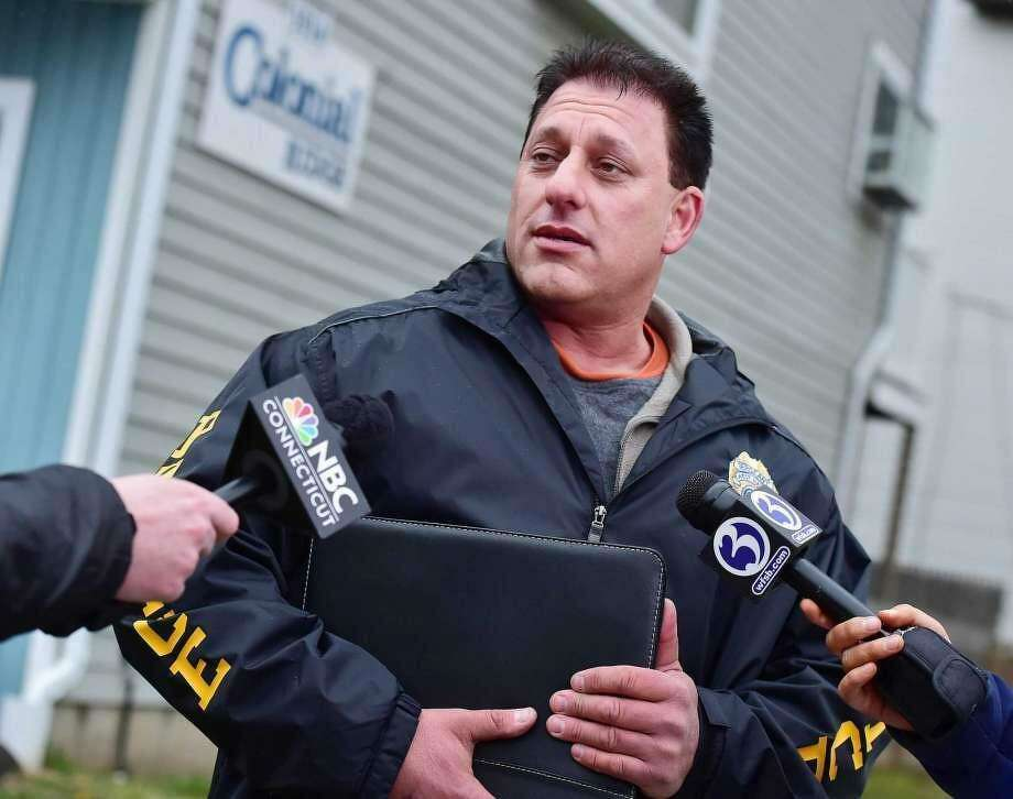 Retired West Haven police Sgt. David Tammaro. Photo: Hearst Connecticut Media File Photo