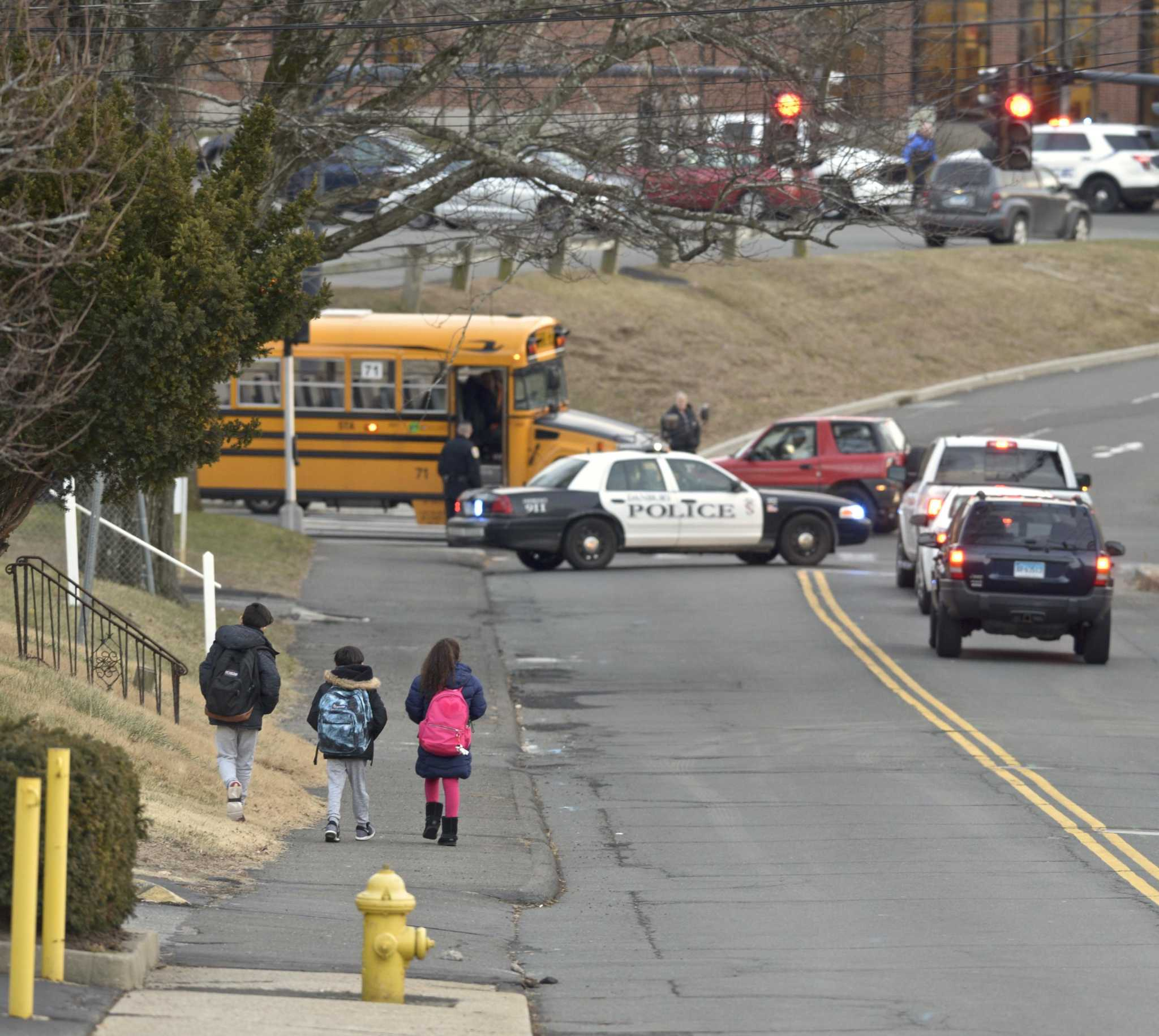 Colorado Shooting Middle School: PD: Victim In Danbury Shooting Was The Intended Target