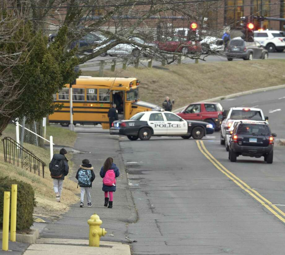 Shooting Near Danbury Hospital Leads To School Lockdowns