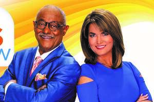 Jose Grinan and Melissa Wilson anchor the news from 7 a..m. to 9 a.m. on Fox26.