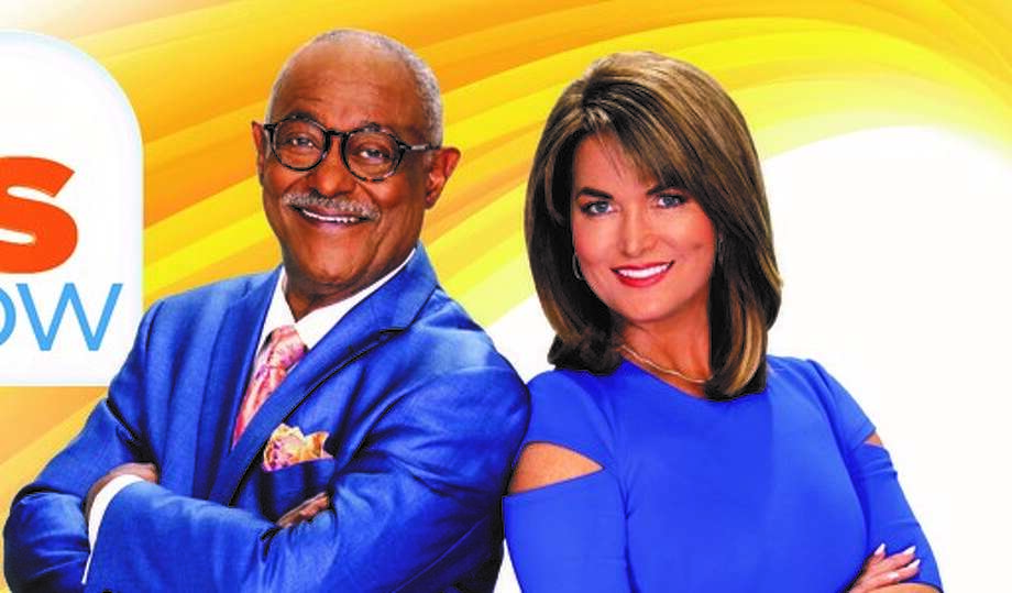 Jose Grinan and Melissa Wilson anchor the news from 7 a..m. to 9 a.m. on Fox26. Photo: Courtesy