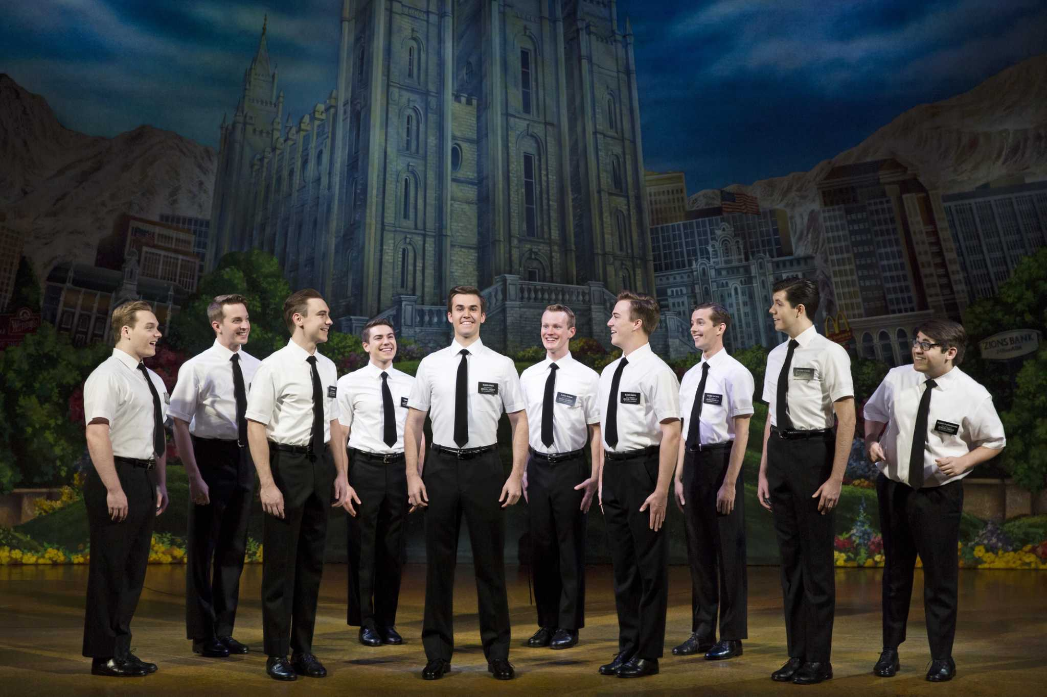 'Book of Mormon' at Hobby Center still a page-turner