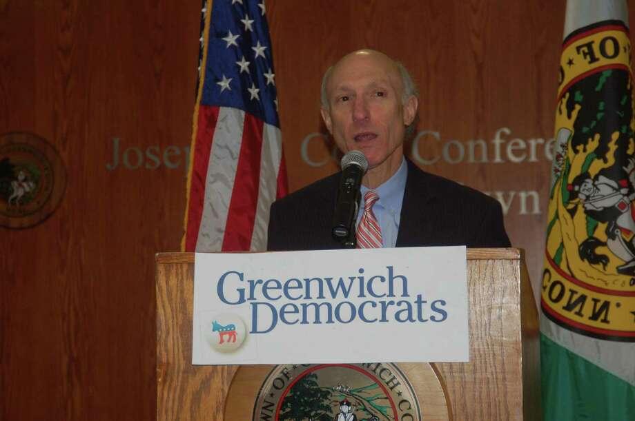 Tax Collector Howard Richman Photo: Ken Borsuk / Hearst Media Group /