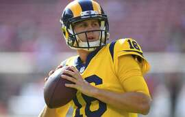 Jared Goff went to Marin Catholic and Cal before becoming the first pick of the 2016 NFL draft by the Rams. After a rough rookie season, Goff has made the Pro Bowl in each of the past two.