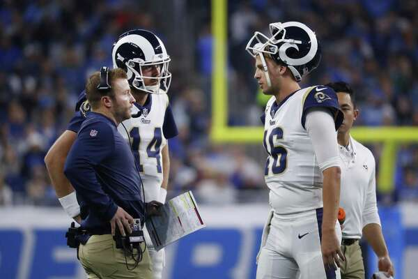 Jared Goff S Wild Ride From Bust To Bayou Nfc Championship Game Sfchronicle Com