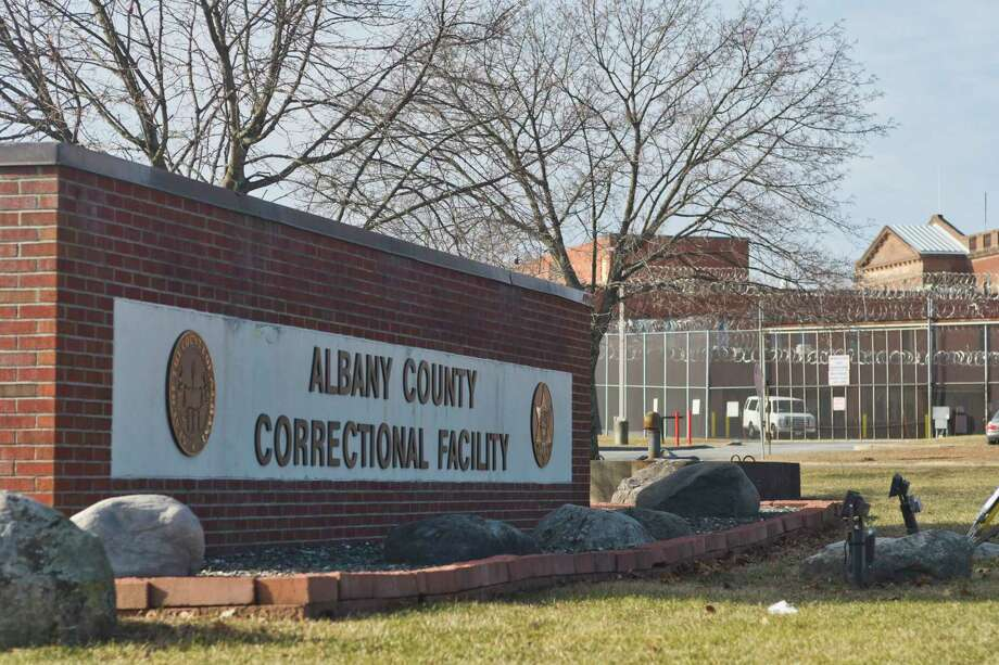 A view of the Albany County Correctional Facility on Thursday, Jan. 17, 2019, in Colonie, N.Y.   (Paul Buckowski/Times Union) Photo: Paul Buckowski, Albany Times Union / (Paul Buckowski/Times Union)