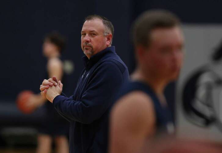 Bill Honeck is in his 11th year as Concordia Lutheran's coach.