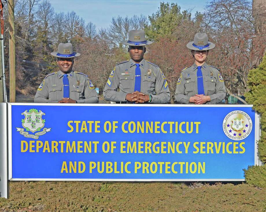 Connecticut State Police announced Jan. 17, 2019, that a commanding officer joined the ranks at the agency's public information office. Photo: Contributed Photo / Connecticut State Police / Contributed Photo