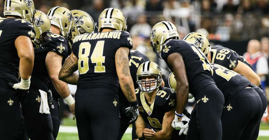 L.A. Rams plus-3 at New Orleans  Saints 24-23 Photo: Icon Sportswire/Icon Sportswire Via Getty Images