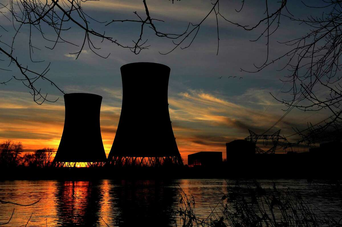 Three Mile Island nuclear power plant along the Susquehanna River in Pennsylvania has been shut down since 1979, when the worst commercial nuclear accident in the United States occurred there. (Photo by Michael Williamson/The Washington Post)