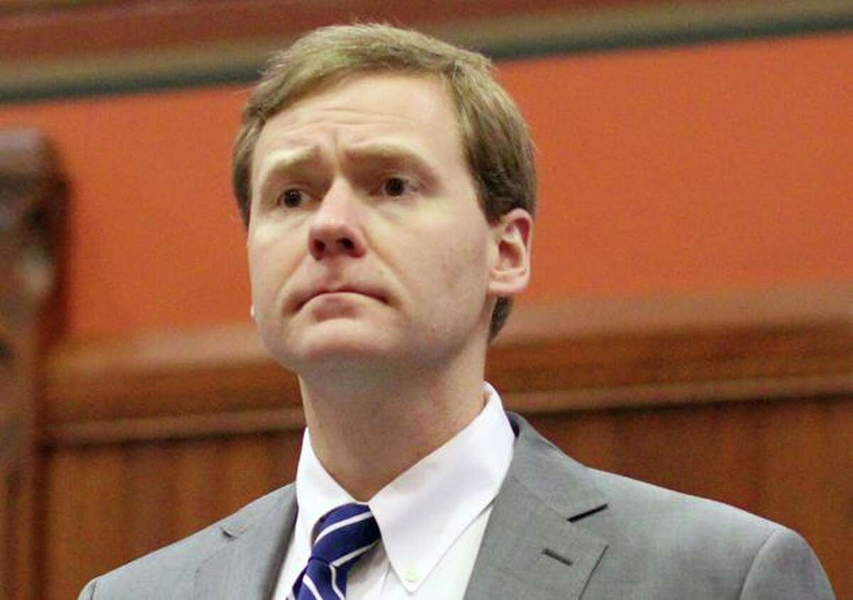 House Majority Leader Matt Ritter, D-Hartford