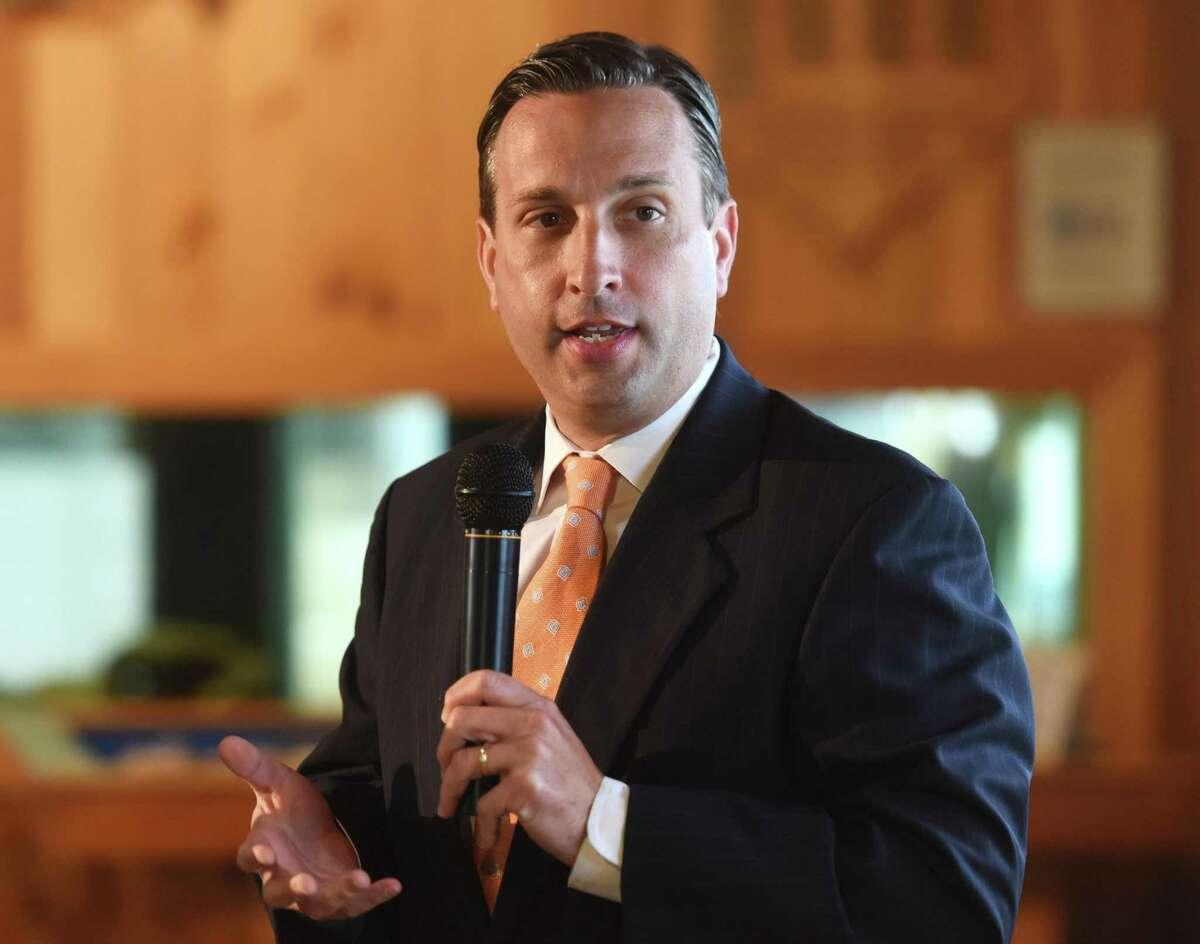 State Senate Majority Leader Bob Duff, D-Norwalk.