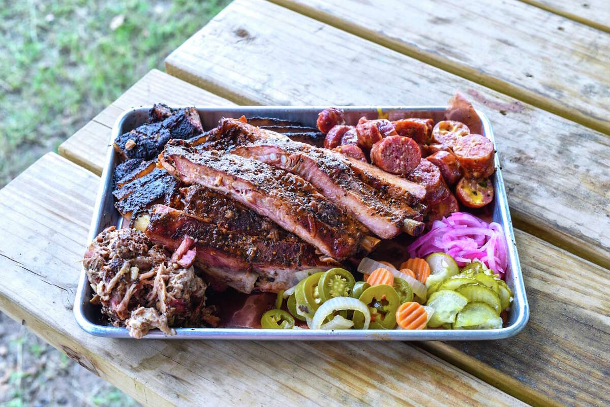 Truth BBQ Location:110 S Heights Blvd. The famed Brenham location expanded into Houston in January.