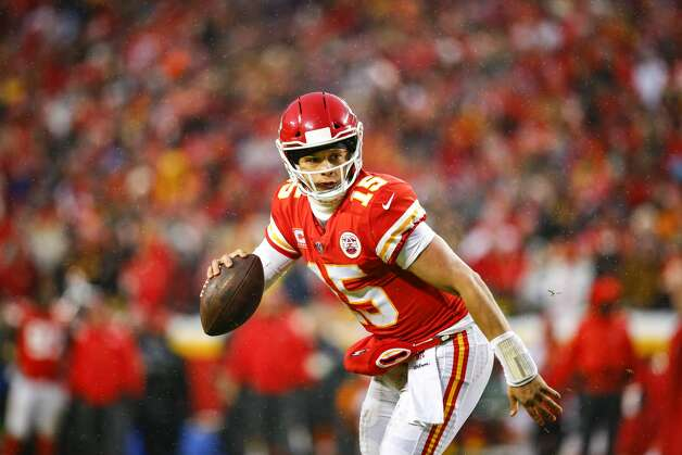 Patrick Mahomes, Whitehouse (2017-present)  NFL playoff record: 1-0 (Chiefs) Photo: David Eulitt/Getty Images