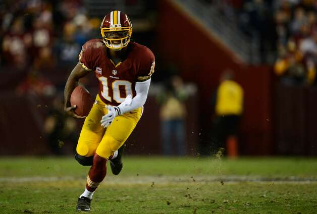 Robert Griffin III, Copperas Cove (2012-present)  NFL playoff record: 0-1 (Redskins) Photo: Patrick McDermott/Getty Images
