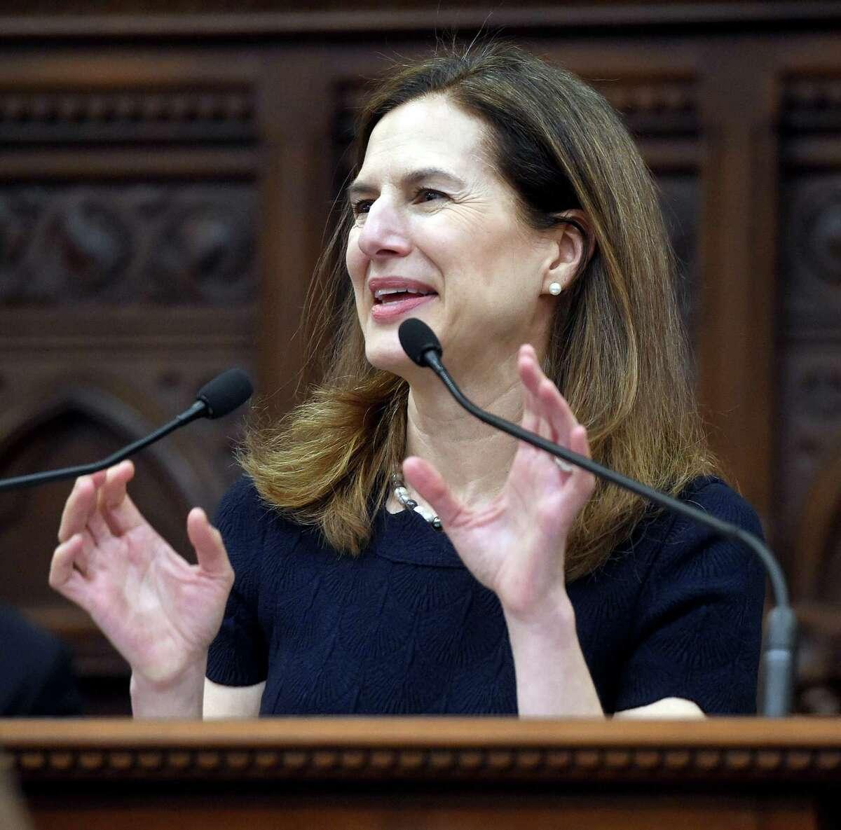 Lt. Gov. Susan Bysiewicz