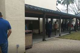 Regularly scheduled mass was held at Christ the Redeemer Catholic Church the morning after a gunman killed his wife and injured his daughter in the church parking lot on Thursday, Jan. 17, around 7 p.m.