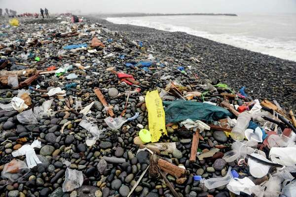 Reporter's Notebook: Can chemistry fix the plastic waste problem