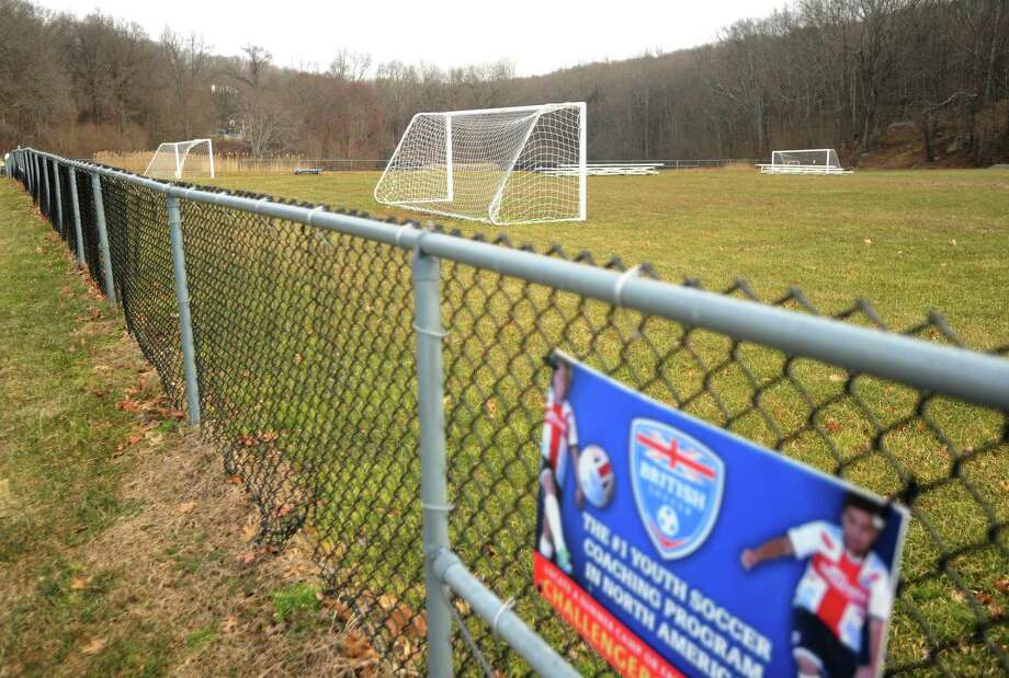 Soccer fields at Abe Stone Park on Colony Street in Ansonia, Conn. Photo: Brian A. Pounds / Hearst Connecticut Media / Connecticut Post